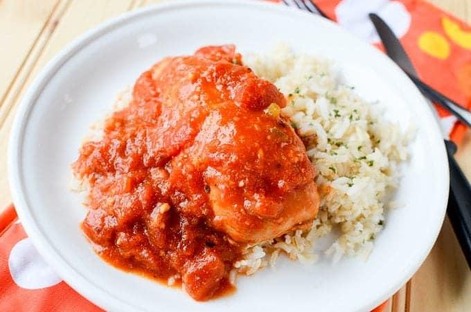 Crock Pot Tex-Mex Chicken Recipe