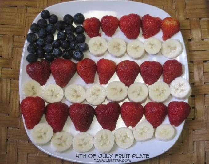 4th of July fruit plate final