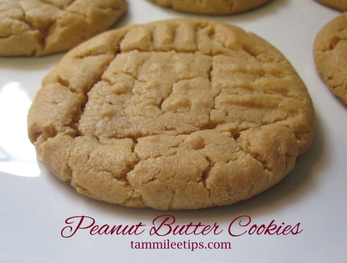 Celebrate National Peanut Butter Cookie Day!