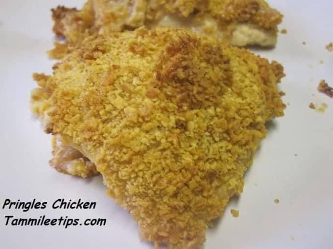 Pringles Chicken Recipe