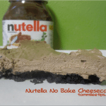 Nutella No Bake Cheesecake copy
