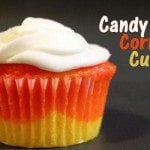 Candy Corn Cupcake copy