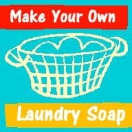Make Your Own Laundry Soap