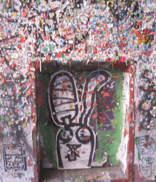 Seattle Gum Wall 2