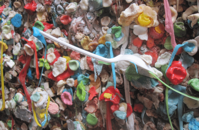 Seattle Gum Wall 4