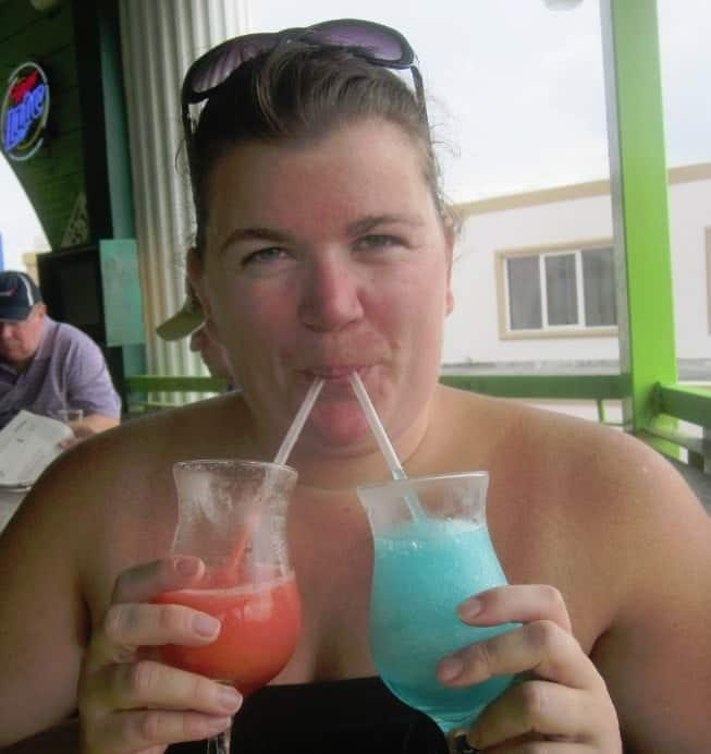 Aruba Tropical Drinks