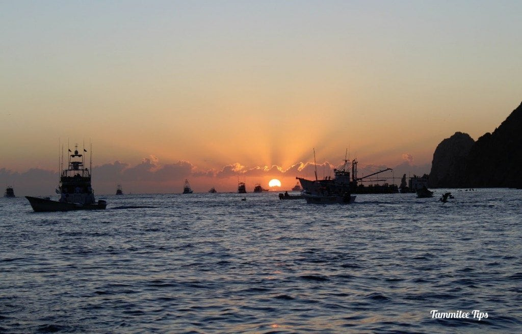 Cabo San Lucas Sunrise lbld