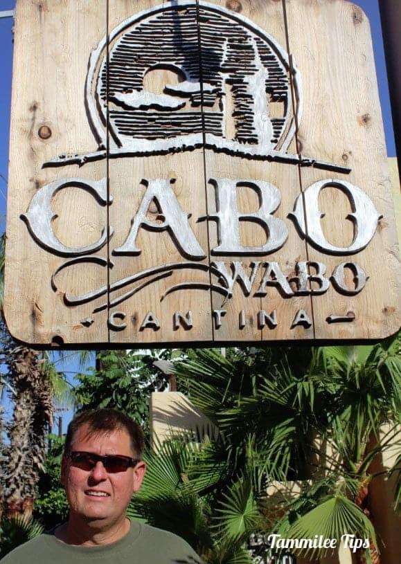 Cabo Wabo Cantina, Cabo San Lucas Mexico