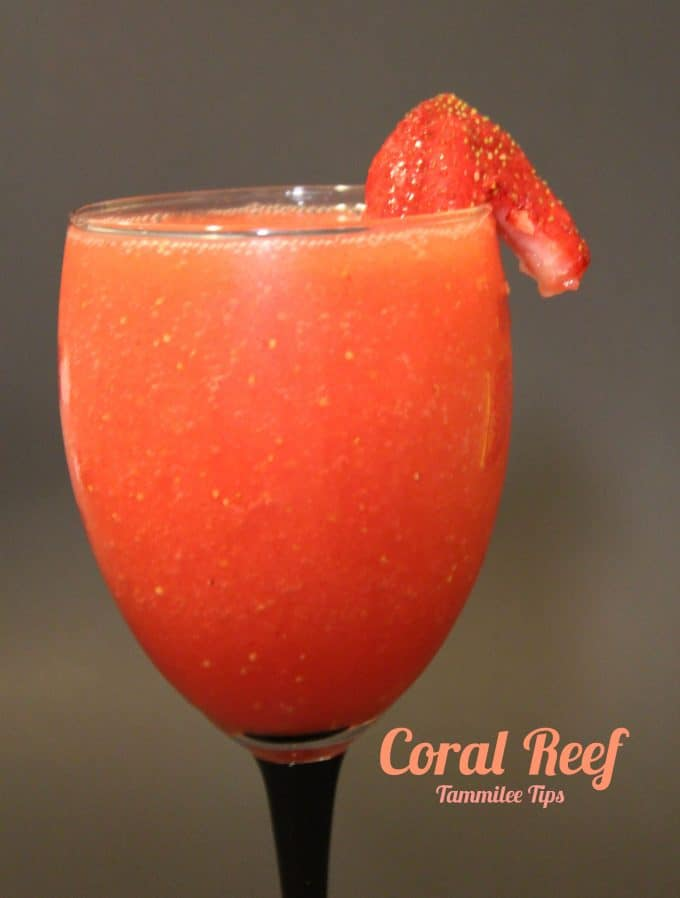 Coral Reef Cocktail Recipe