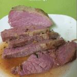Guiness Glazed Corned Beef