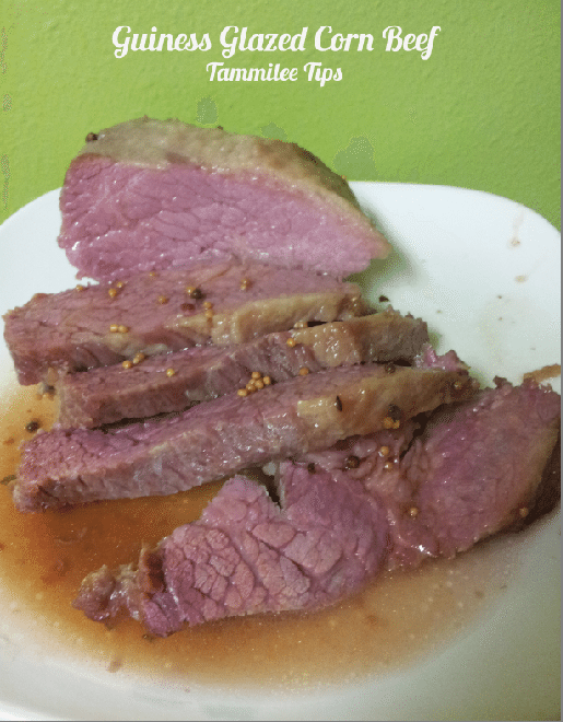 Guiness Glazed Corned Beef
