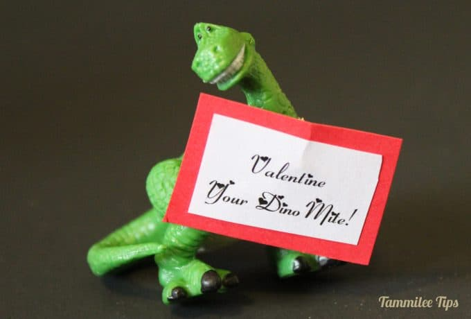 Valentine your Dino Mite - Tammilee Tips