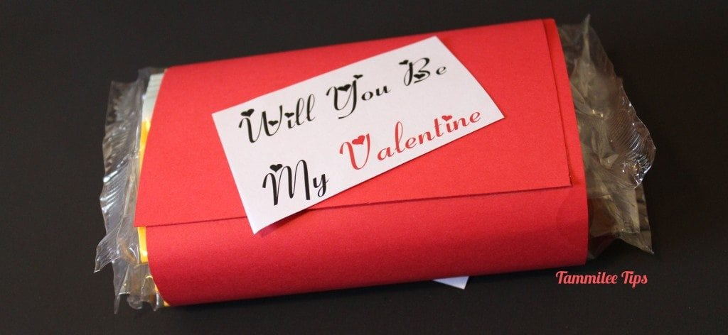 Will you Be My Valentine - Tammilee Tips