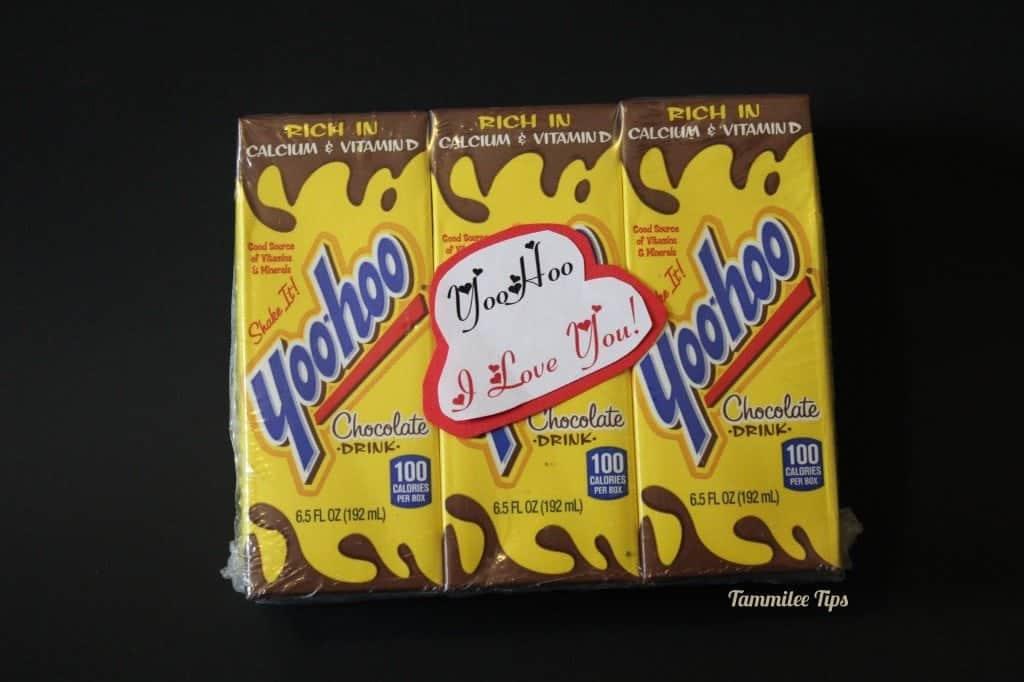 Yoo Hoo I love you