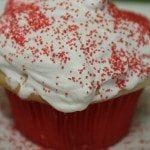 Cool Whip Frosting Cupcake