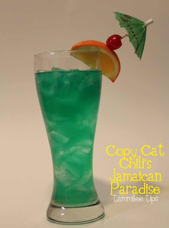 Copy Cat Chili's Jamaican Paradise