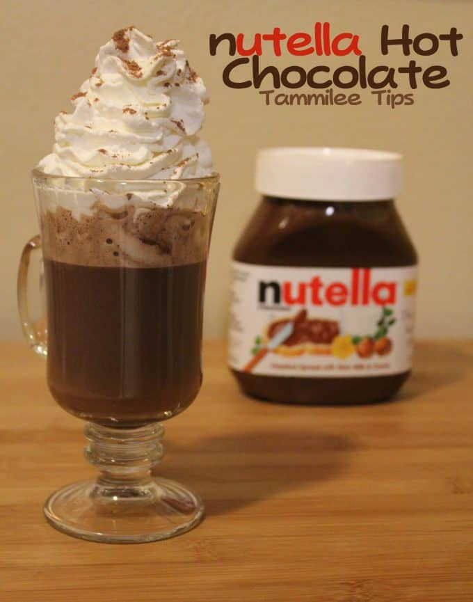 Compilation of fantastic Nutella Recipes!
