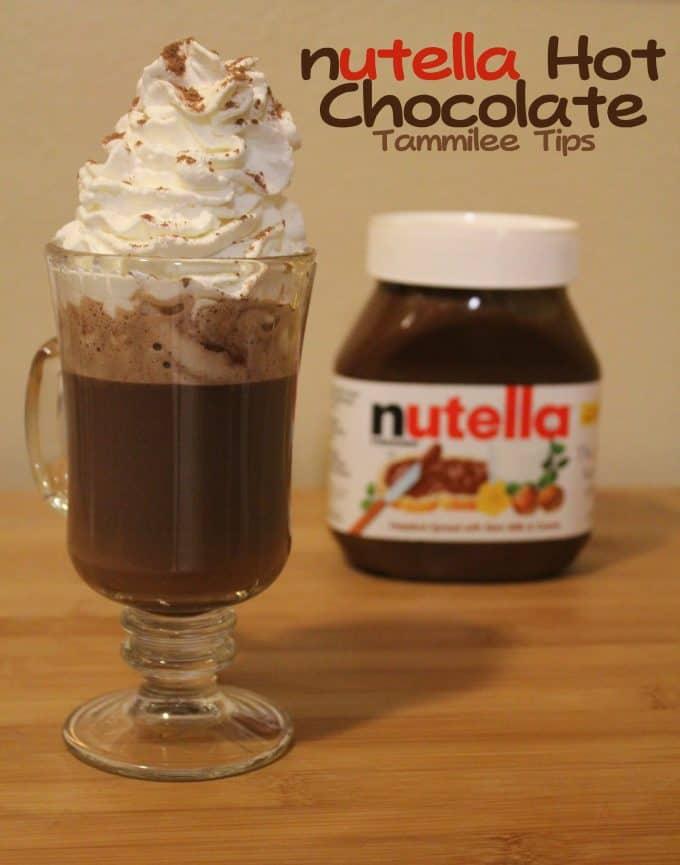 Compilation of fantastic Nutella Recipes!