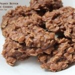 Chocolate Peanut Butter No Bake Coupons
