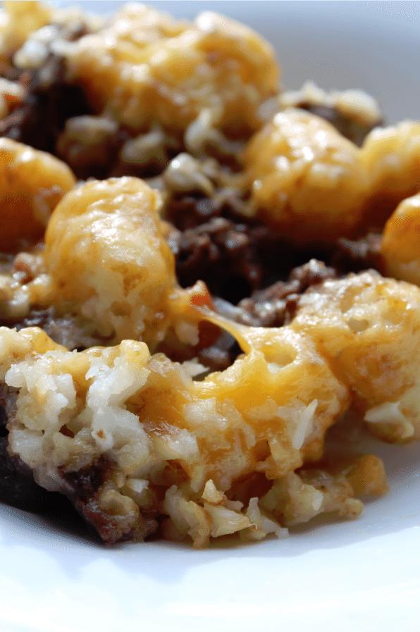 Crock Pot Tater Tot Casserole Recipes