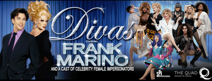 Frank Marino Diva Las Vegas