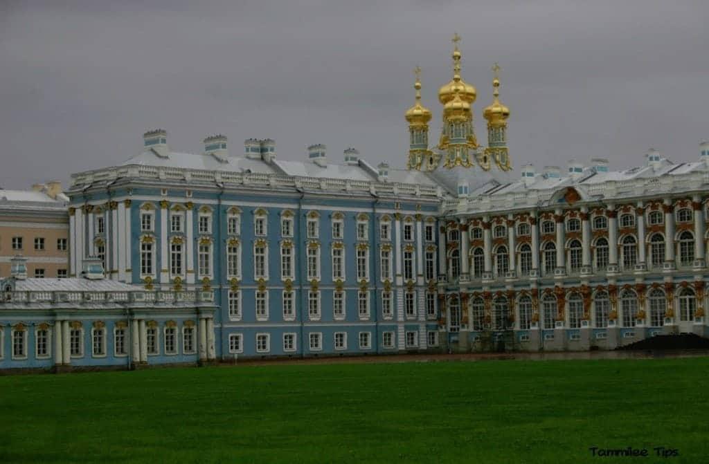Katherines Palace St Petersburg