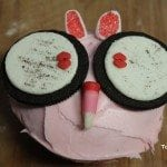 Valentines Day Owl Cupcakes