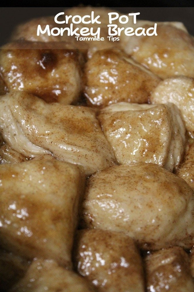 Crock Pot Monkey Bread Recipe