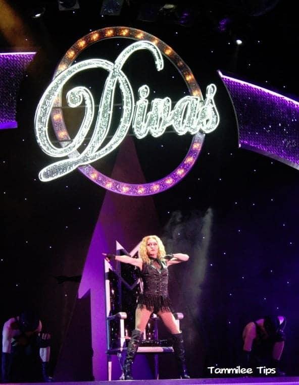 Diva Las Vegas Madonna