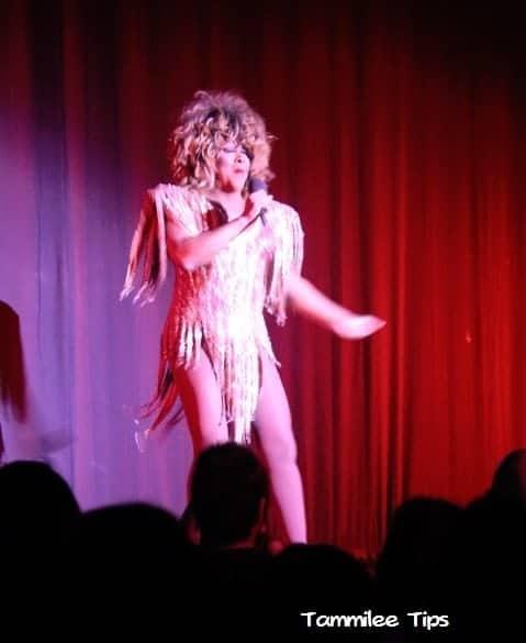 Diva Las Vegas Tina Turner