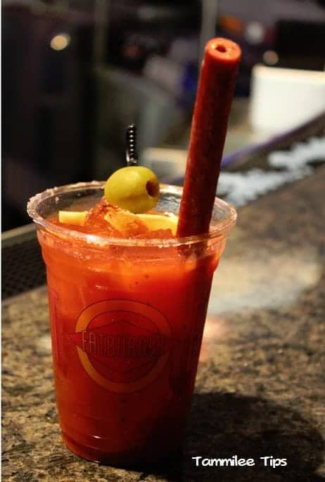 Fat Bar Bloody Mary