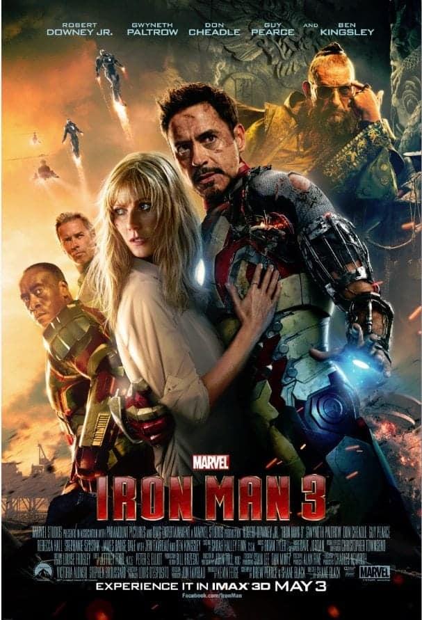 New Iron Man 3 Movie Clip!
