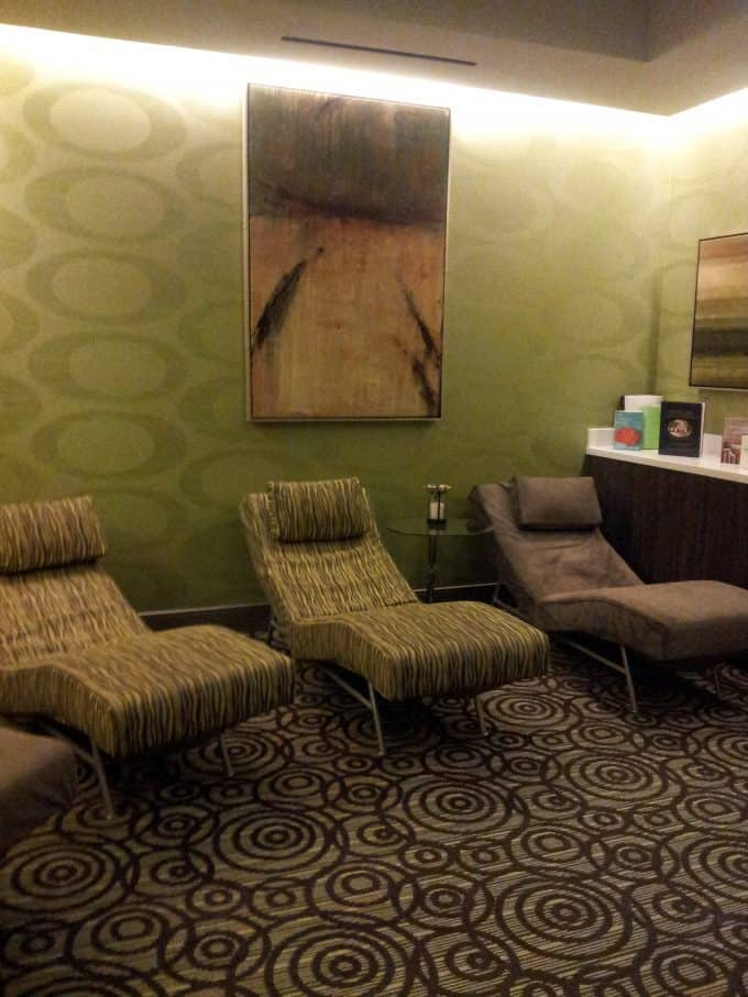 Getting Red Carpet Ready at Northern Quest Spa La Rive