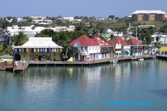 Highlights of Antigua