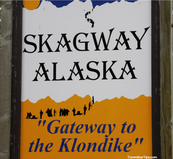 A day in Skagway on our Alaska Cruise