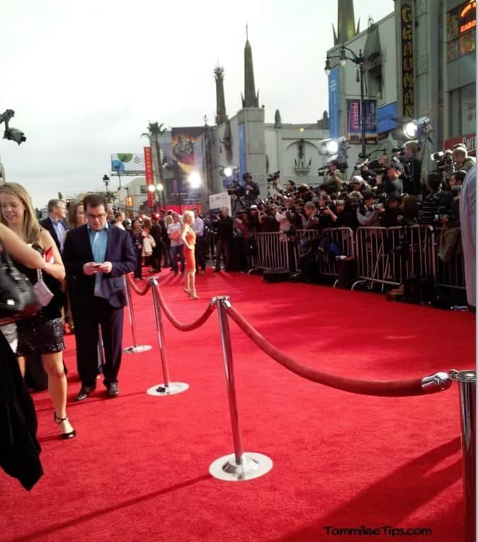 Iron Man 3 Red Carpet Premiere at the El Capitan Theater 5