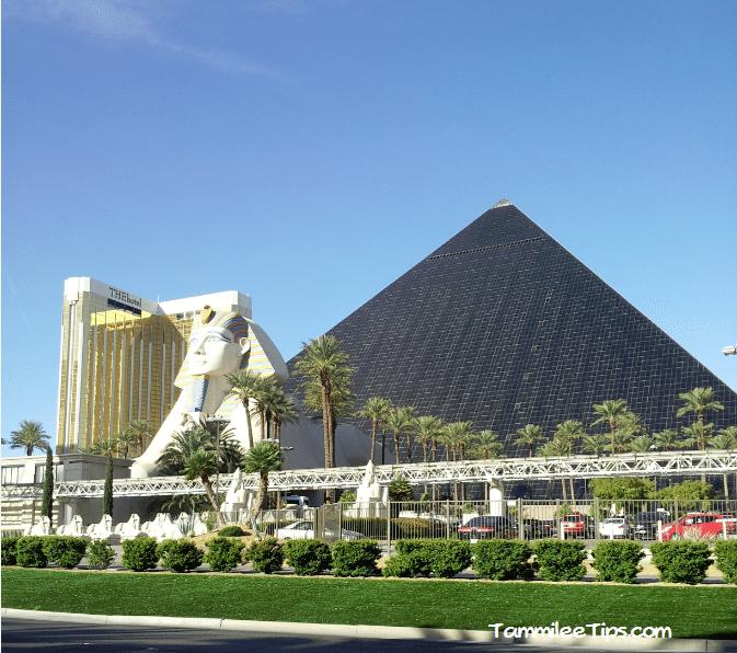 Luxor Las Vegas Nevada: opiniones, comparacin de