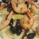Mediterranean Shrimp Pasta Recipe Tammilee Tips