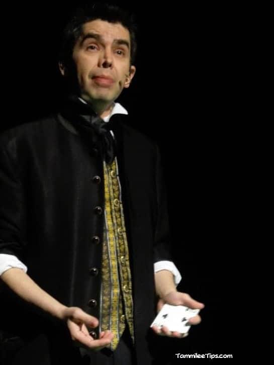 Nathan Burton Comedy Show Armando Vera