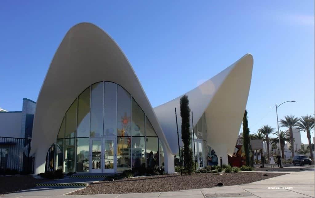 Neon Museum Building