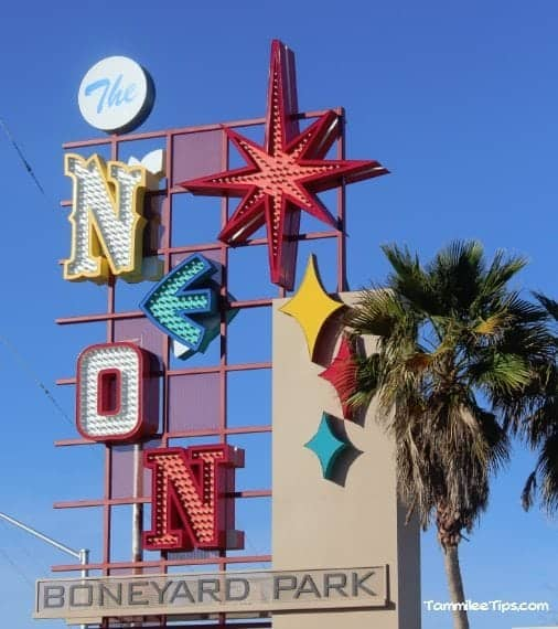 Step back in Las Vegas History with a visit to the Neon Museum