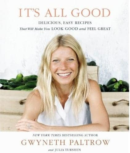 Gwyenth Paltrow Its All Good