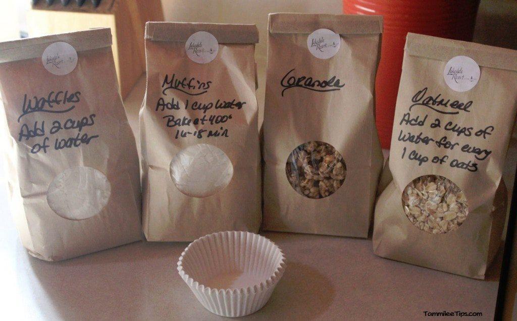 Lakedale Resorts Breakfast Kit
