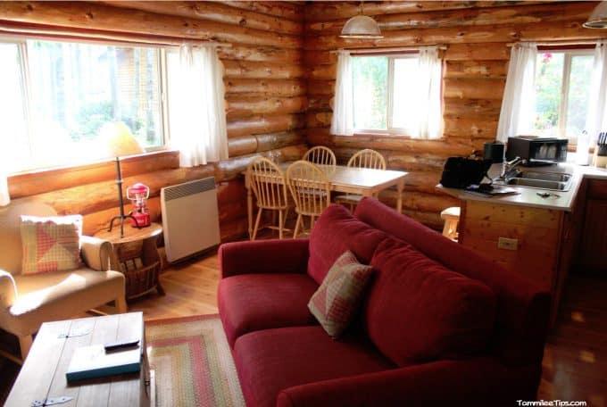 Our Log Cabin Adventure At Lakedale Resort San Juan Islands