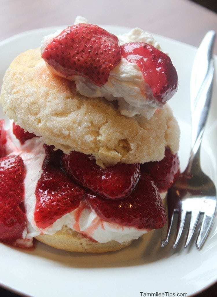 Strawberry Shortcake Recipe Tammilee Tips