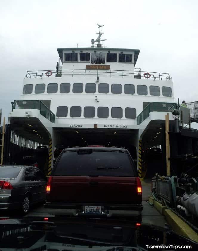 Washington State Ferry 3