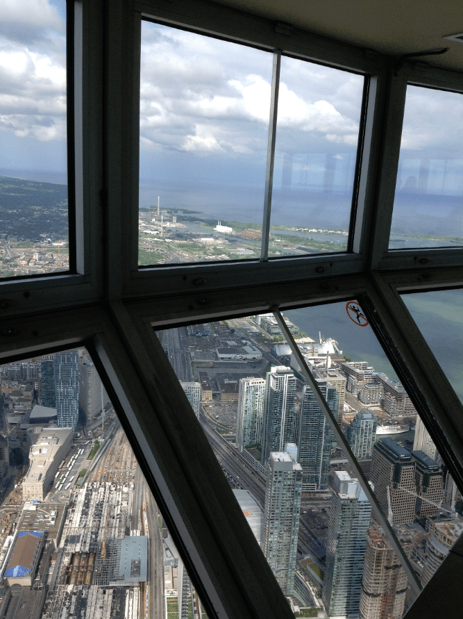 CN Tower Skypod