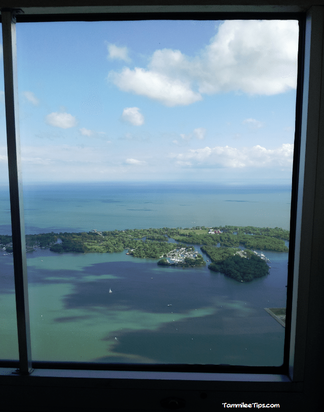CN Tower View 2