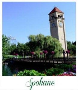 Spokane Poloroid