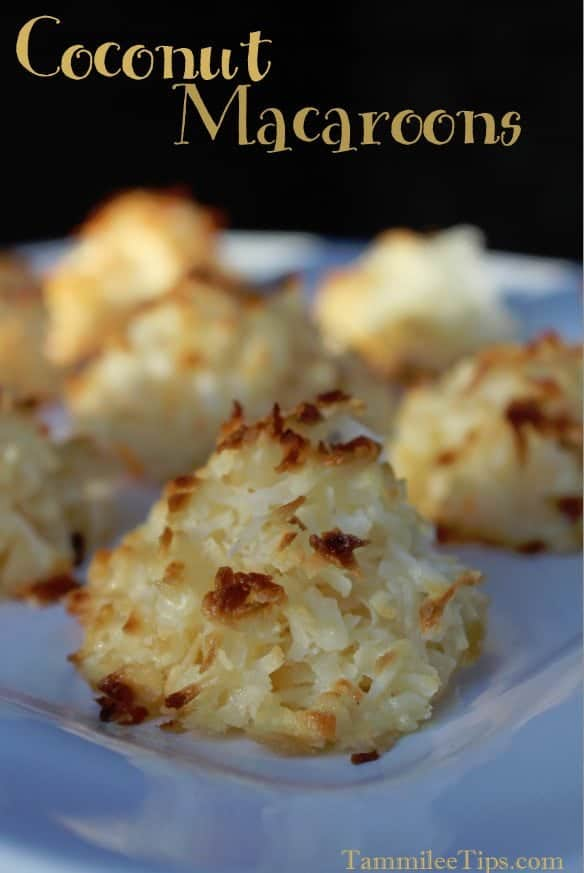 How To Make Coconut Macaroons With Coconut Milk Clinic